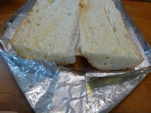 making garlic bread4