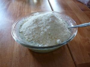 making garlic butter 5