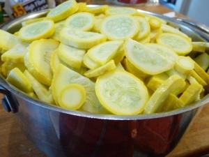 zuchinni summer squash casserole 007