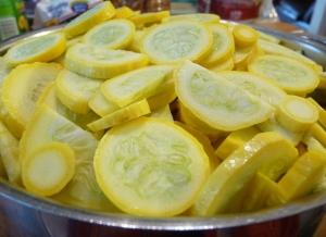 zuchinni summer squash casserole 008