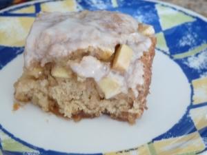 Homemade Enchiladas and Apple Fritter Cake 014