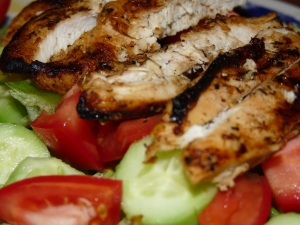 Grilled Chicken Salad 004