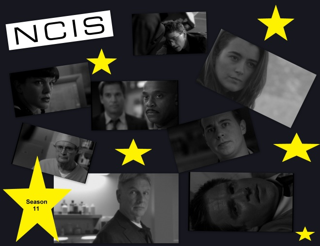 ncis collage