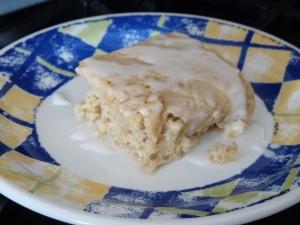 Oatmeal Cookie Pancake Squares 005