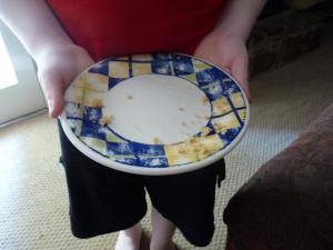 Oatmeal Cookie Pancake Squares 015