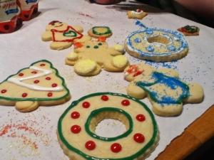 cut cookies 2013