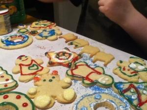 cut cookies 2013D