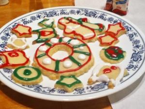 cut cookies 2013E