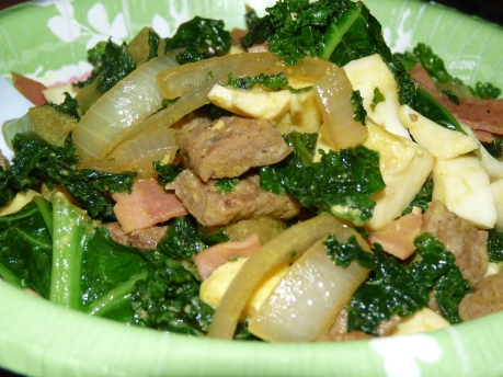 low carb stir fry 003