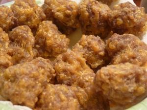turkey sausage balls 013