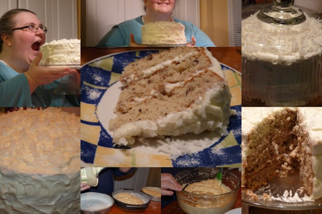 2014-02-07 Amandas bday cake