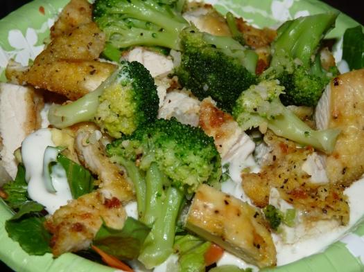 lemon pepper chicken salad 002