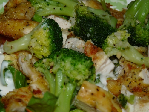 lemon pepper chicken salad 003