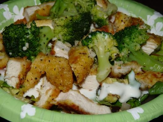 lemon pepper chicken salad 006