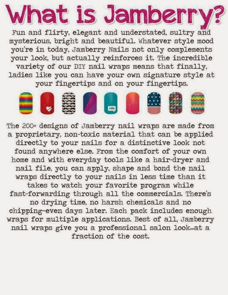 Hello, I am an Independent Consultant for Jamberry. How May I Help ...